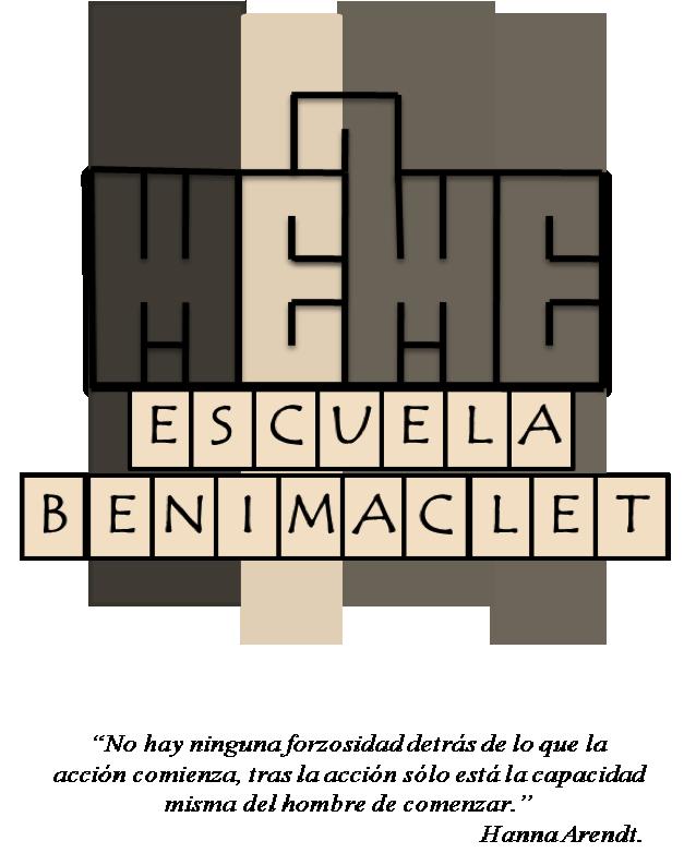 Escuela MEME concepto y objetivos Hanna Arendt